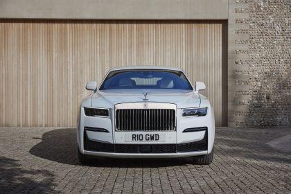 2021 Rolls-Royce Ghost - UK version 88