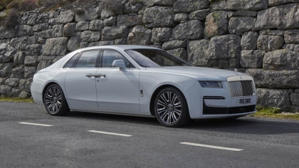 2021 Rolls-Royce Ghost - UK version 5