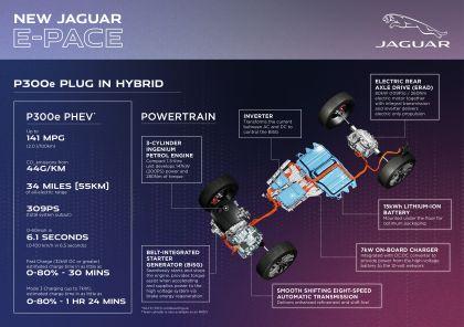 2021 Jaguar E-Pace 69