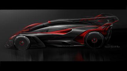 2020 Bugatti Bolide concept 48