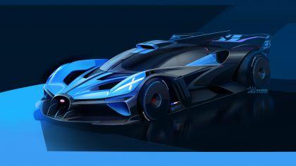 2020 Bugatti Bolide concept 50
