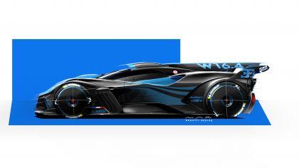 2020 Bugatti Bolide concept 52