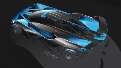 2020 Bugatti Bolide concept 53