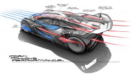 2020 Bugatti Bolide concept 57