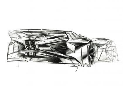 2020 Bugatti Bolide concept 70