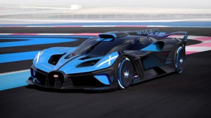 2020 Bugatti Bolide concept 5