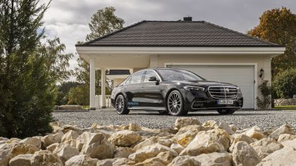 2021 Mercedes-Benz S-Class ( V223 ) Plug-in-Hybrid 1