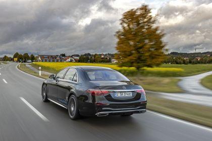 2021 Mercedes-Benz S-Class ( V223 ) Plug-in-Hybrid 8