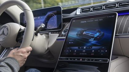 2021 Mercedes-Benz S-Class ( V223 ) Plug-in-Hybrid 46