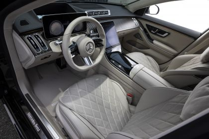 2021 Mercedes-Benz S-Class ( V223 ) Plug-in-Hybrid 56