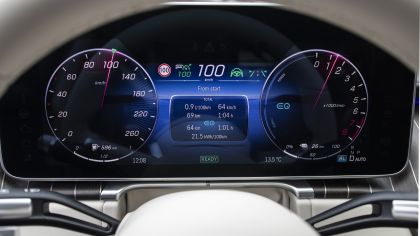2021 Mercedes-Benz S-Class ( V223 ) Plug-in-Hybrid 66