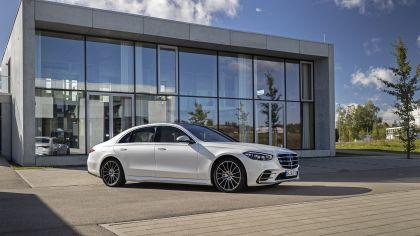 2021 Mercedes-Benz S 500 ( V223 ) 4Matic 1