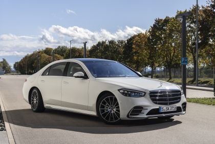 2021 Mercedes-Benz S 500 ( V223 ) 4Matic 11
