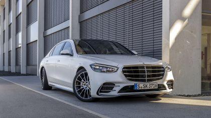 2021 Mercedes-Benz S 500 ( V223 ) 4Matic 13