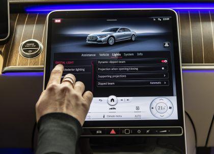 2021 Mercedes-Benz S 500 ( V223 ) 4Matic 110