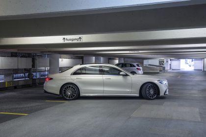 2021 Mercedes-Benz S 500 ( V223 ) 4Matic 122