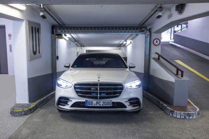 2021 Mercedes-Benz S 500 ( V223 ) 4Matic 124