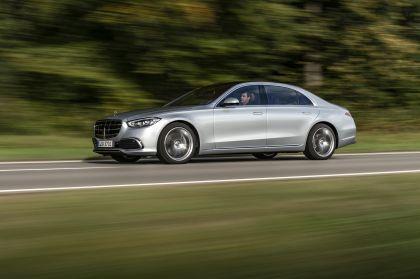 2021 Mercedes-Benz S 400d ( V223 ) 4Matic 4