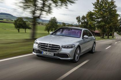 2021 Mercedes-Benz S 400d ( V223 ) 4Matic 5