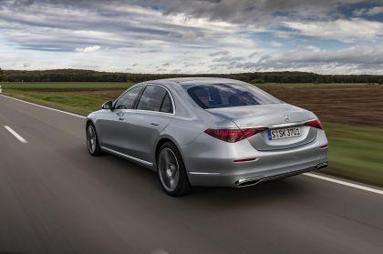 2021 Mercedes-Benz S 400d ( V223 ) 4Matic 9