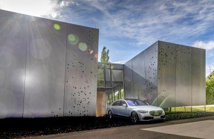 2021 Mercedes-Benz S 400d ( V223 ) 4Matic 17