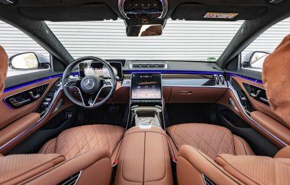 2021 Mercedes-Benz S 400d ( V223 ) 4Matic 33
