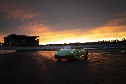 2020 Porsche 911 ( 992 ) Turbo cabriolet 1
