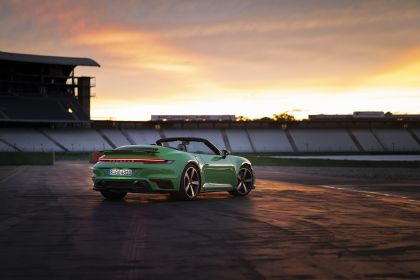 2020 Porsche 911 ( 992 ) Turbo cabriolet 4