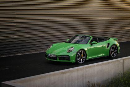2020 Porsche 911 ( 992 ) Turbo cabriolet 7