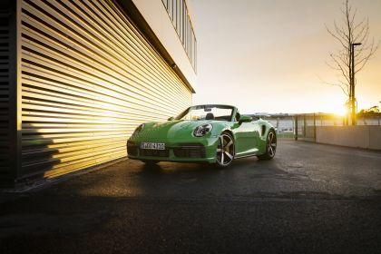 2020 Porsche 911 ( 992 ) Turbo cabriolet 9