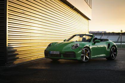 2020 Porsche 911 ( 992 ) Turbo cabriolet 10