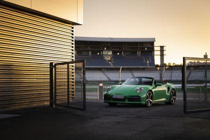 2020 Porsche 911 ( 992 ) Turbo cabriolet 11