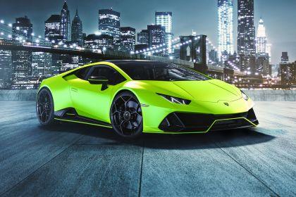 2021 Lamborghini Huracán EVO Fluo Capsule 1