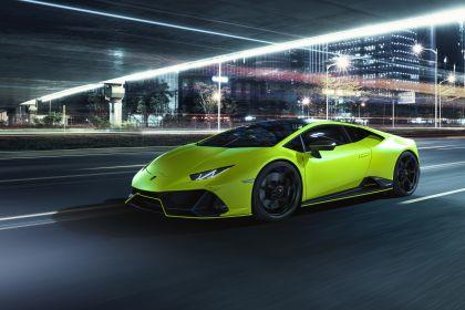 2021 Lamborghini Huracán EVO Fluo Capsule 3