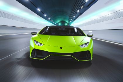 2021 Lamborghini Huracán EVO Fluo Capsule 6