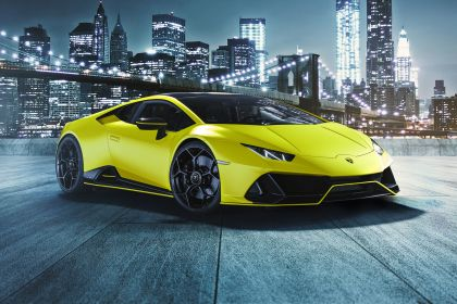 2021 Lamborghini Huracán EVO Fluo Capsule 7