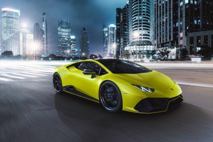 2021 Lamborghini Huracán EVO Fluo Capsule 8