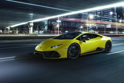 2021 Lamborghini Huracán EVO Fluo Capsule 9