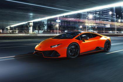 2021 Lamborghini Huracán EVO Fluo Capsule 21