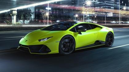 2021 Lamborghini Huracán EVO Fluo Capsule 5