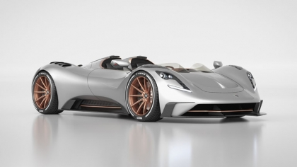 2021 ARES Design S1 Project spyder 3