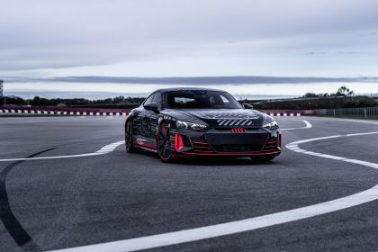 2020 Audi RS e-tron GT prototype 9