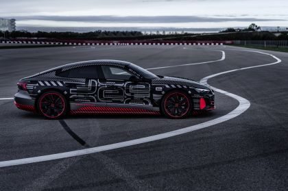 2020 Audi RS e-tron GT prototype 10