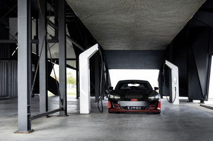 2020 Audi RS e-tron GT prototype 12
