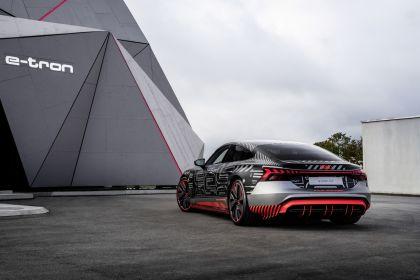 2020 Audi RS e-tron GT prototype 13