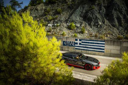 2020 Audi RS e-tron GT prototype 14