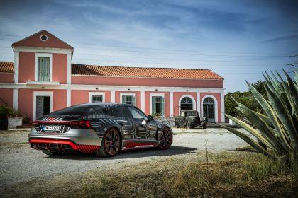 2020 Audi RS e-tron GT prototype 19