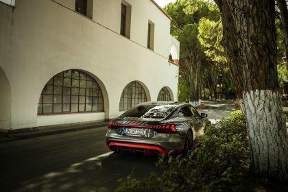 2020 Audi RS e-tron GT prototype 27