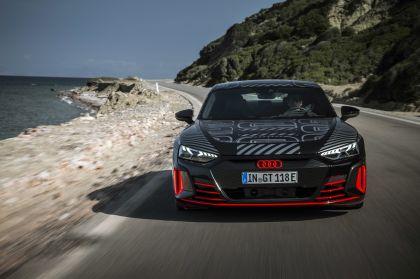 2020 Audi RS e-tron GT prototype 30
