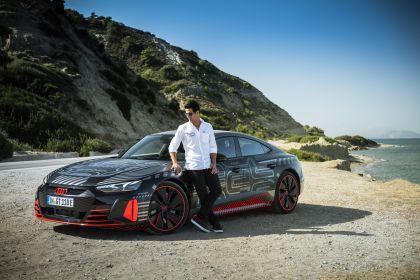 2020 Audi RS e-tron GT prototype 31